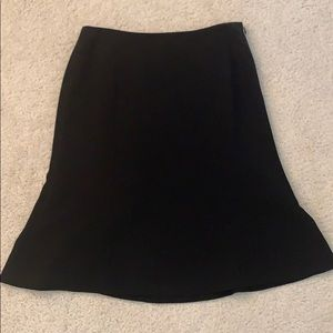 Ann Taylor A Line Skirt Size 6